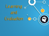 Learning and Evaluation, A Conversation