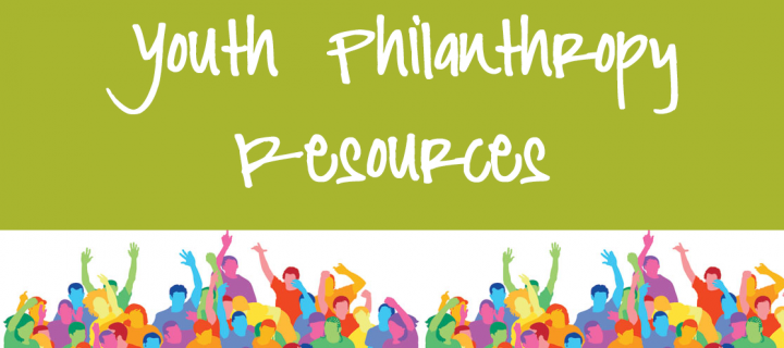 Resources: Youth Philanthropy